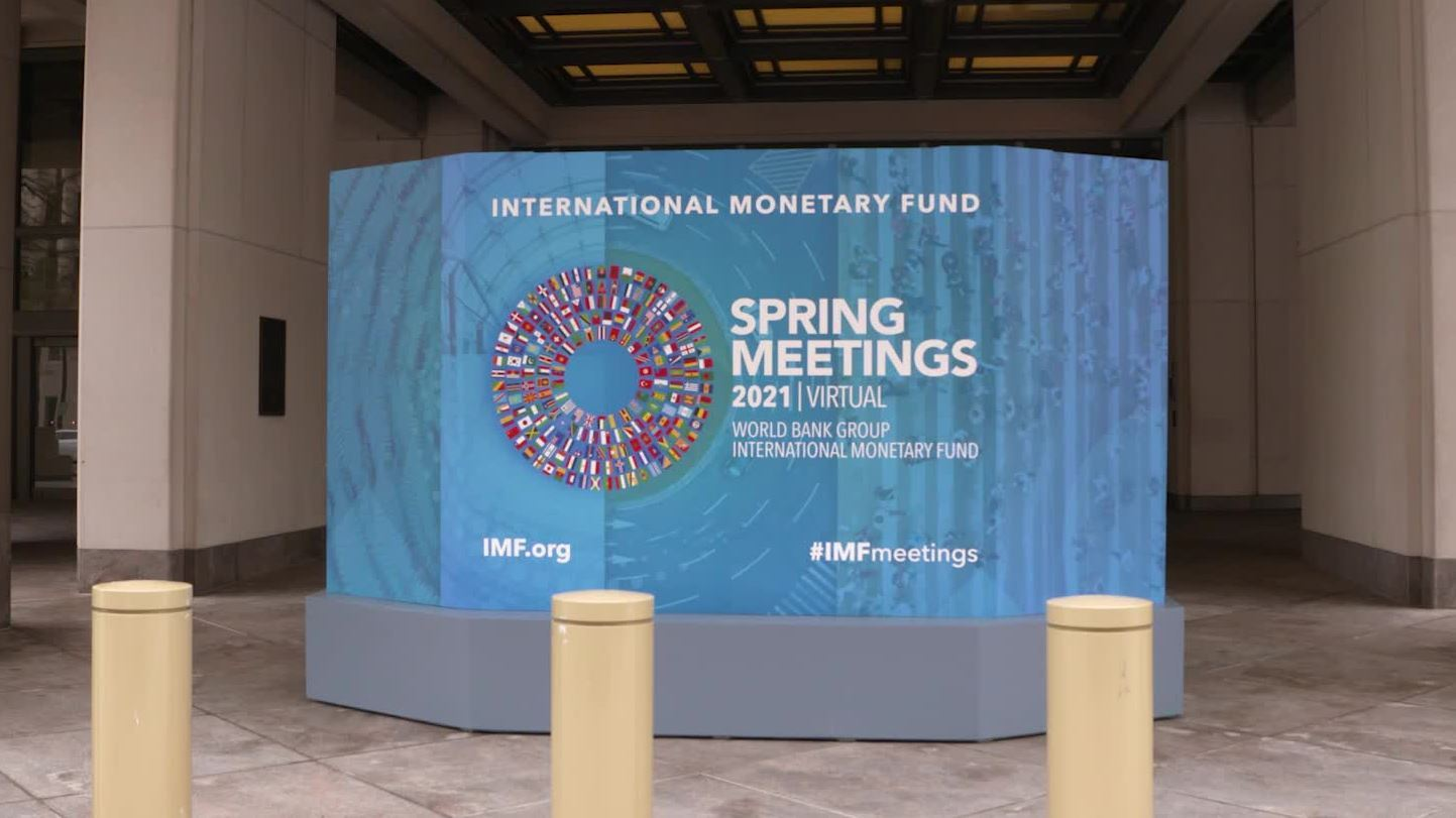 "A time to move beyond debt-driven responses, corporate ""recovery"" of the IMF-WBG"