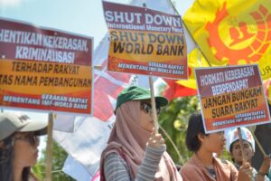 Beyond the IMF-WB Spring Meetings, a need to fight harder for people's rights and future