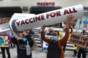 Patents over Patients: How Big Pharma profits from the pandemic