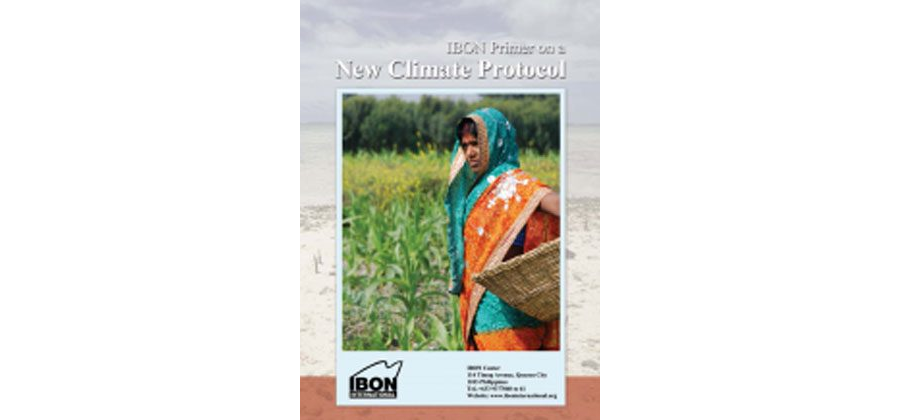 IBON Primer on a New Climate Protocol